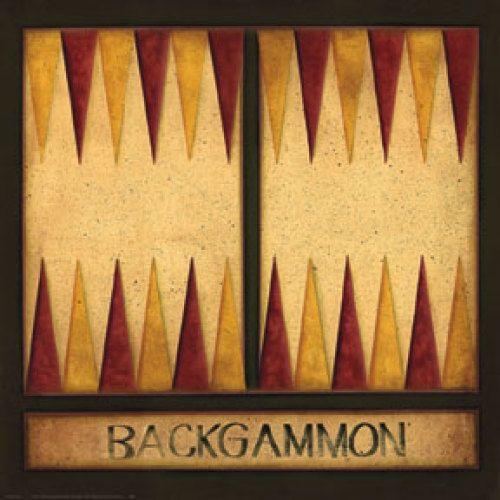 back gamman