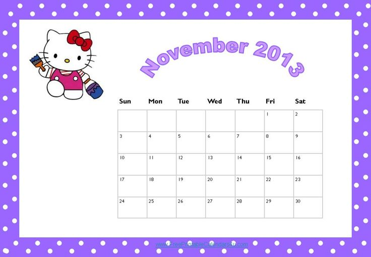 "... for ""2015 Hello Kitty Printable Calendar"" – Calendar 2015"
