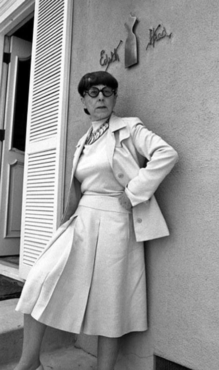 Edith Head Famous Dresses edith head | potpourri...