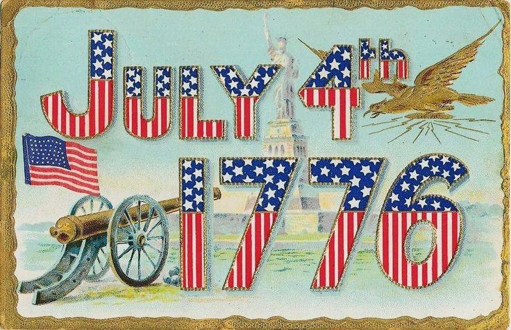 4th july 1776