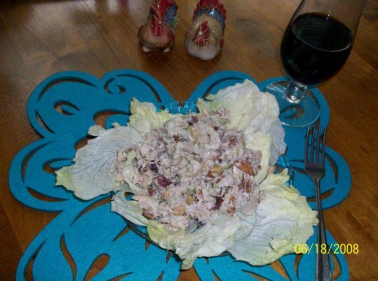 Unbelievable Chicken Salad | Tastes of Summer | Pinterest