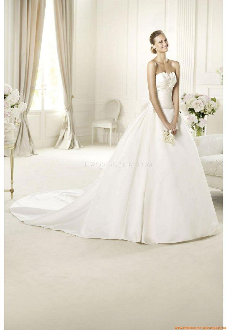 Robe de mariée Pronovias Uvea 2013  Robe de mariée Pronovias ...