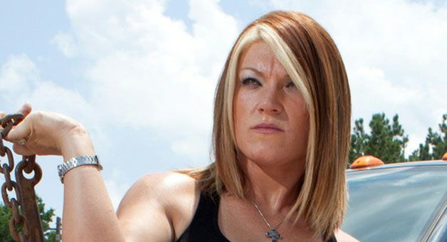 Amy Shirley From Lizard Lick