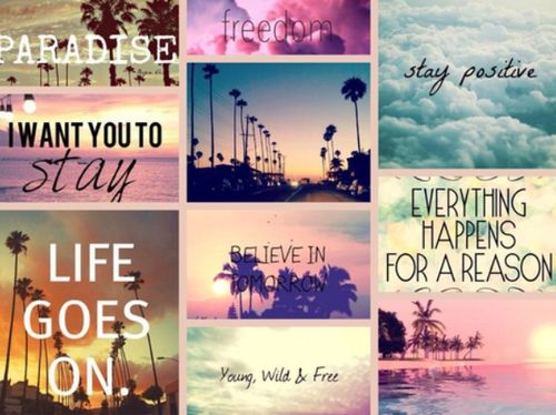 Image result for Inspirational Quotes Collage