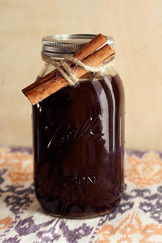 Homemade Chai Tea Concentrate | Pasteles para almorzar | Pinterest