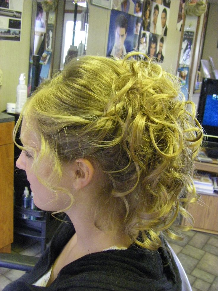 Prom wedding updo hairstyle Best medium prom hairstyles haircuts hairstyles
