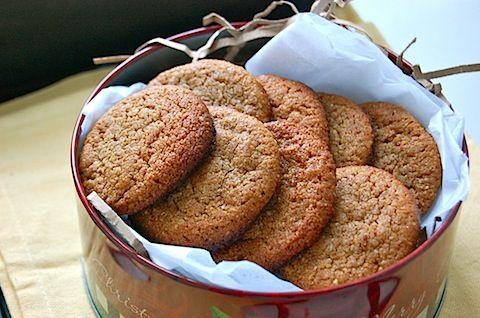 Gluten free molasses cookies | Gluten-free baking | Pinterest