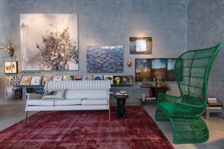 Decoração de Interiores  Sala  SALAS  Pinterest