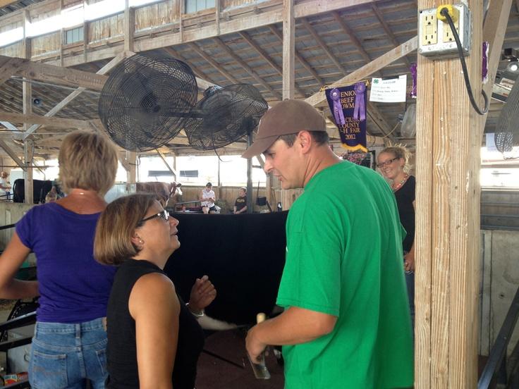 kosciusko county fair essay in