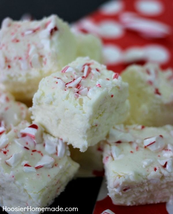 Peppermint Fudge | Recipe