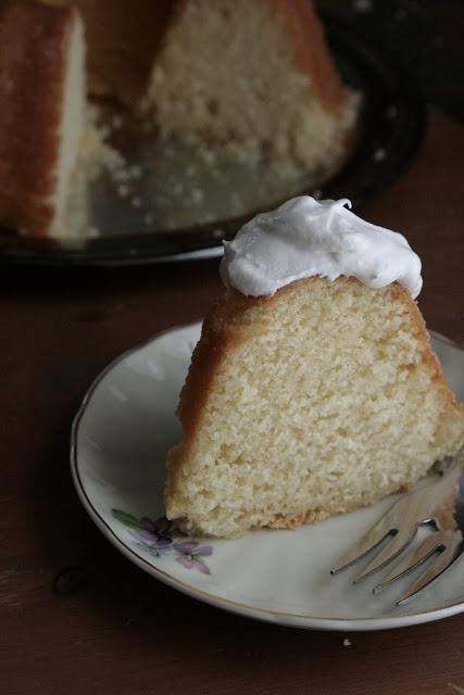 Indigo Scones: Buttermilk Pound Cake | Baking & desserts | Pinterest