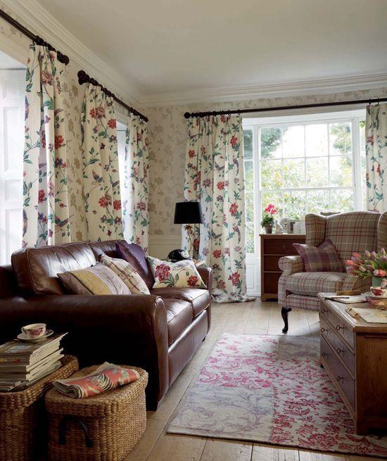 Pin by aysen cifcioglu on laura ashley pinterest for Laura ashley living room ideas