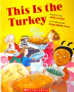 Top Thanksgiving books for kids.