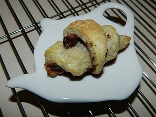 Chocolate Chip Rugelach Cookies - Oh, these look simple and incredible ...
