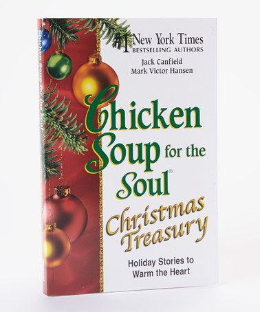 Take a look at this Chicken Soup for the Soul: Christmas Treasury ...