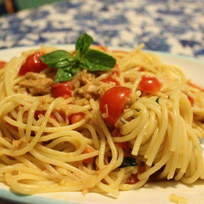 Creamy Rice Grits With Tomato Relish Recipe — Dishmaps