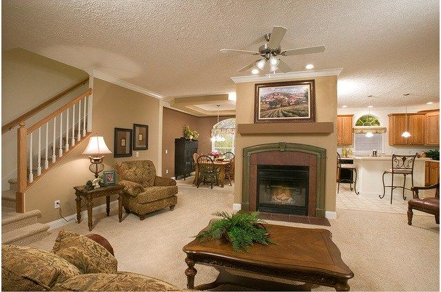 Interior Pictures Of Modular Homes : ... best interior decorating ideas for mobile homes mobile homes ideas
