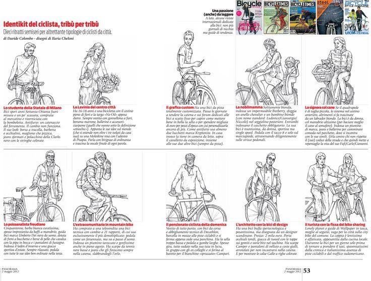 Categorizzazione ciclistica ^_^
