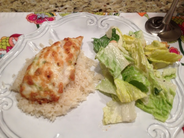 Broiled Grouper Parmesan Recipe — Dishmaps
