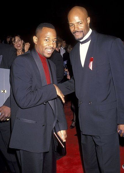 Marlon wayans and tupac