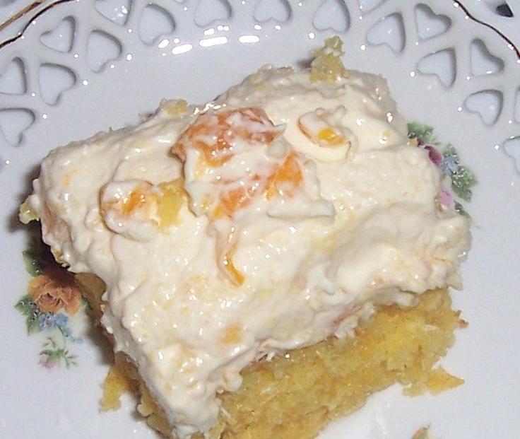 Orange Blossom Cheesecake Recipe — Dishmaps