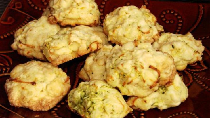 Lemon-Zucchini Cornmeal Cookies | Cookie Monster | Pinterest
