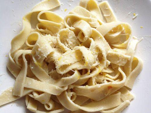 Gluten-Free Fresh Pasta - 4 Eggs, 1 1/2 C brown rice flour, plus more ...