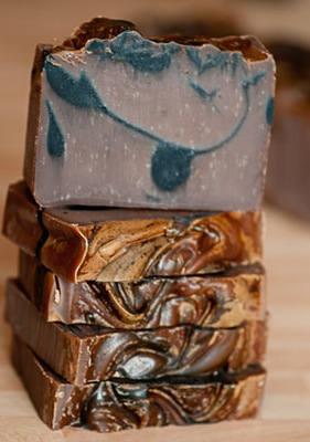 Black Cardamom Artisan Soap | Dark Soap | Pinterest