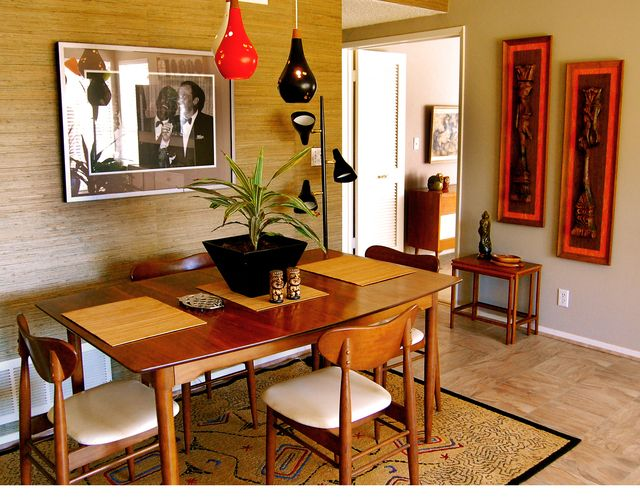 Dining Room Mid Century Modern Pinterest