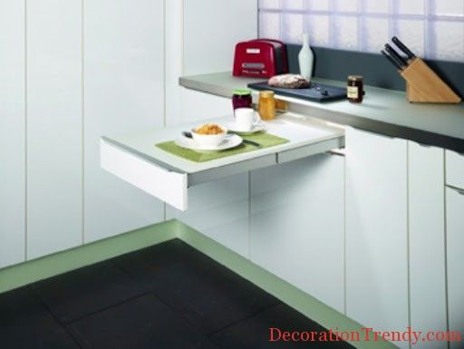 folding table for small kitchen 2014 coffee table pinterest