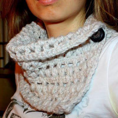 Simple Beans: Crochet Cowl Pattern - blogspot.com