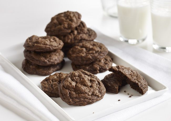 So long, chocolate chip cookies. Hello, chocolate ginger! We can't get ...