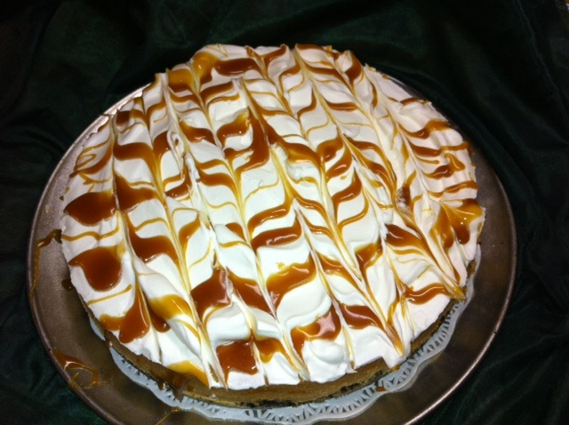 Caramel Cappuccino Cheesecake | Recipes to try | Pinterest