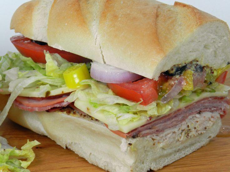 Italian Sub Sandwich | Recipe