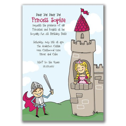 Princess Tea Party Invitations for beautiful invitations template