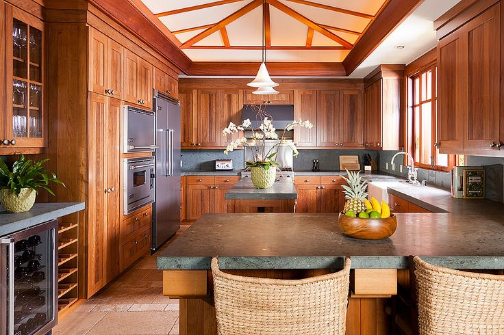 Tropical kitchen design dreams for home pinterest - Tropical kitchen design ...