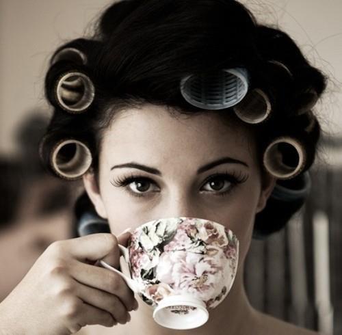 Tea time........