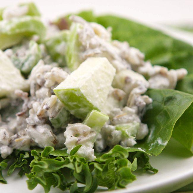 Wild Rice Salad | Recipes-Salad/Dressing | Pinterest