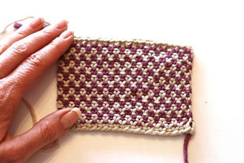 Linen Stitch -includes video tute craftologija Pinterest