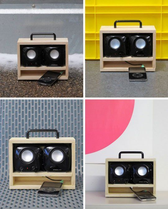 diy boombox plans home design 2017