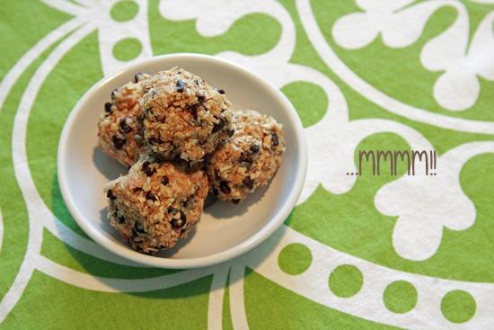 Granola Balls Recipe fromTheGuestRoom | happy food | Pinterest