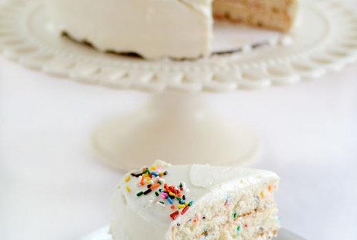 Funfetti Cake From Scratch Recipe — Dishmaps
