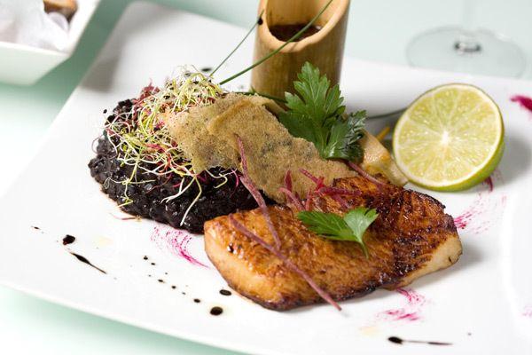 Salmon with Raspberry Balsamic Glaze (use the glaze on any grilled ...