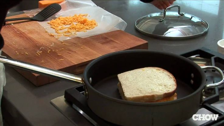 Make a Perfect Grilled Cheese Sandwich | Food | Pinterest