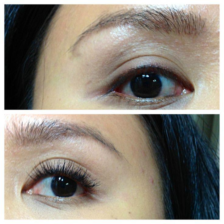 individual false eyelashes before after wwwimgkidcom