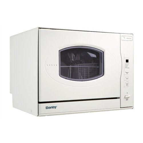 Danby DDW497W 23? Countertop Dishwasher ? White
