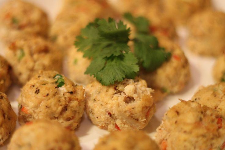Food of antigua crab cakes antigua adventures pinterest for Antiguan cuisine