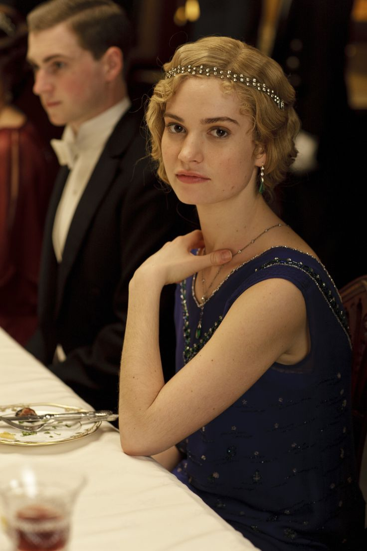 Downton Abbey Series 4 Lady Rose People Pinterest