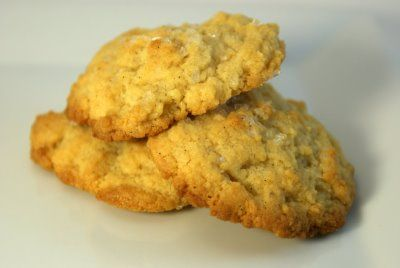 Vanilla Malted Cookies | Recipe
