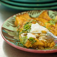 Simple, Perfect Enchiladas by thepioneerwoman.com